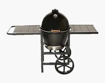 kamado grill with smoker, Kamado grill made in USA