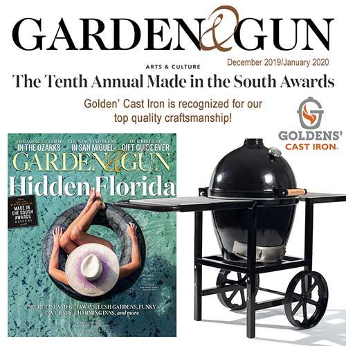 Garden & Gun Magazine